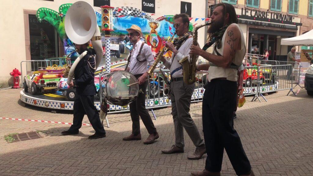 Summerfest : une déambulation musicale