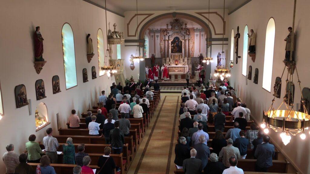 L'église Saint-Pierre de Rimling dévoile son nouveau visage