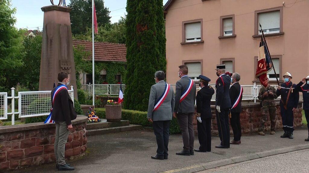 Commémoration du 14 juillet : Haspelschiedt invite de nombreuses personnalités officielles