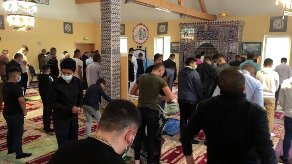 La communauté musulmane fête l'Aïd el-Kébir