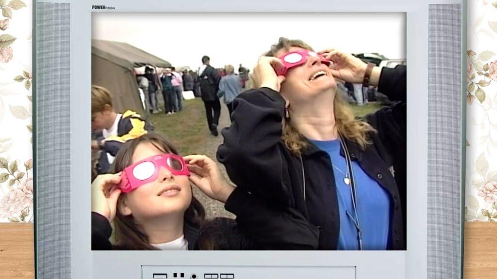 Rétrovision : La dernière éclipse totale du millénaire