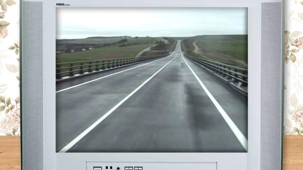 Rétrovision : la construction de la voie verte