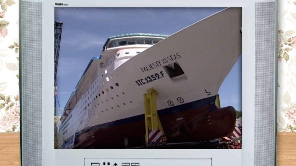 Rétrovision : L'aventure du Majesty of the Seas
