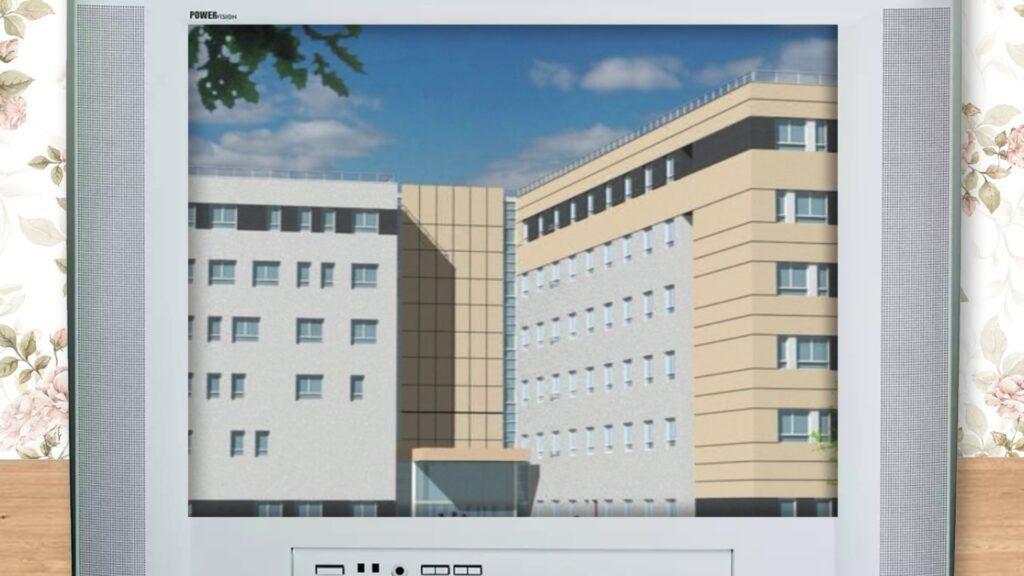 Rétrovision : De l'Hôpital du Parc à l'Hôpital Robert Pax