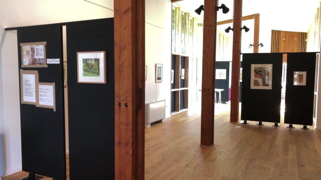 Une nouvelle exposition temporaire au Centre d'Arts de Schorbach