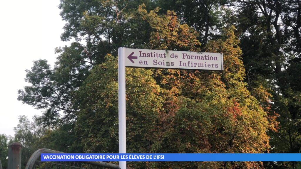 Vaccination obligatoire pour les élèves de l'IFSI