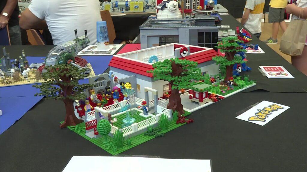 Exposition de lego