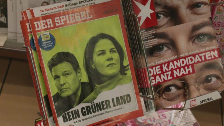 Une page se tourne en Allemagne avec le départ d'Angela Merckel